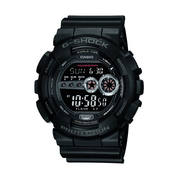 GD-100-1BJF Casio g-shock G shock mens watch shock resistance structure 20 pressure waterproof country in genuine watch WATCH manufacturers warranty sales type Christmas gifts fs3gm