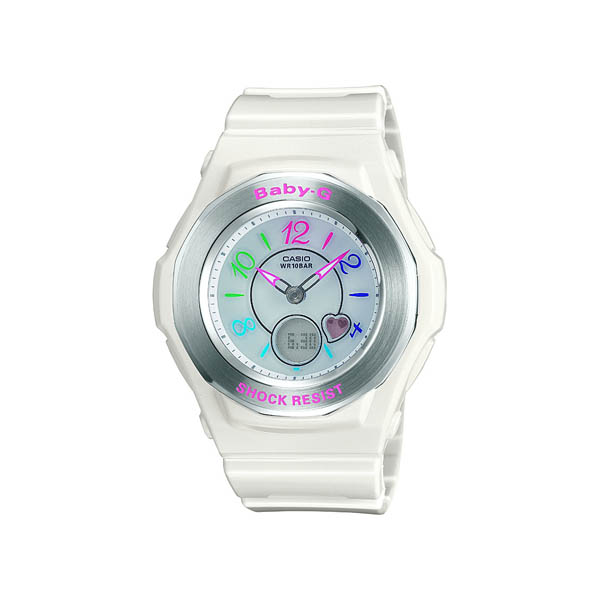 BGA-1020-7BJF Casio baby-g baby G ladies watch shock resistance structure 10 pressure waterproof country in genuine watch WATCH manufacturers warranty sales type Christmas gifts fs3gm