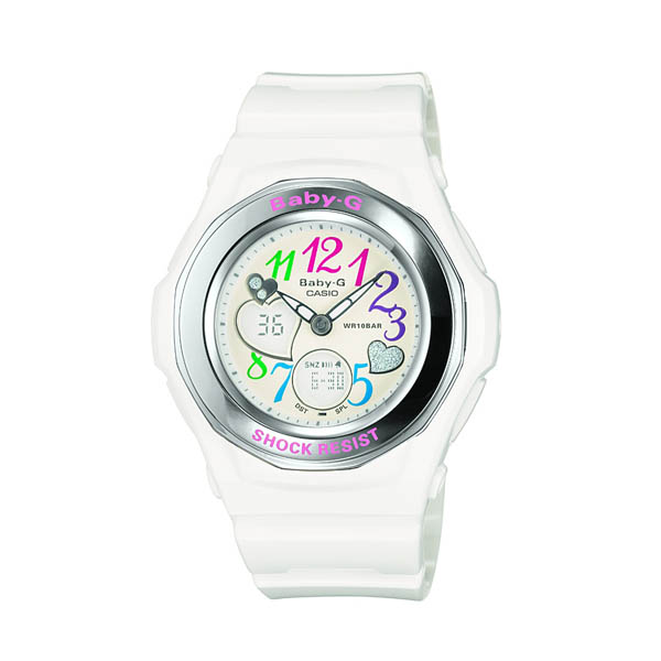 BGA-101-7BJF Casio baby-g baby G ladies watch shock resistance structure 10 pressure waterproof country in genuine watch WATCH manufacturers warranty sales type Christmas gifts fs3gm