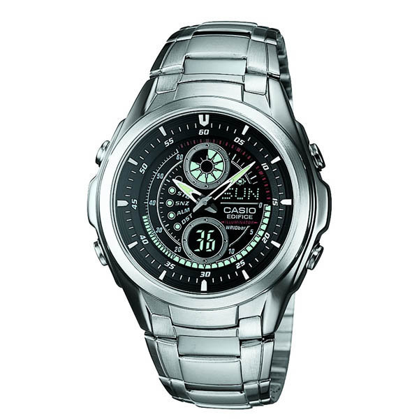 EFA-116D-1 A1JF Casio standard mens watch 10 ATM water resistant mineral glass manufacturers genuine watch WATCH guaranteed sale kind Christmas gifts
