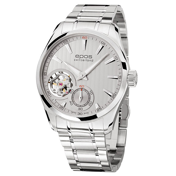 Sale kind present with the whole world /3403OHSLM Unitas 6498-2 EPOS エポスメンズ watch domestic regular article watch WATCH maker guarantee