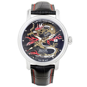 Worldwide / 3390DRAGONM-LTD399 world only books 399 EPOS interesting mens watch manufacturers genuine watch WATCH guaranteed sales type 10P28Sep16