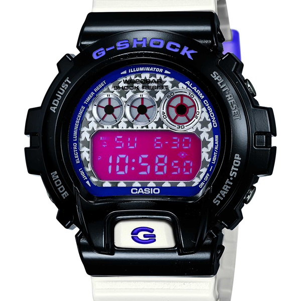 DW-6900SC-1JF Casio g-shock G shock limited edition model mens watch 20 atmospheric pressure waterproof shock structure domestic genuine watch WATCH manufacturers warranty sales type Christmas gifts