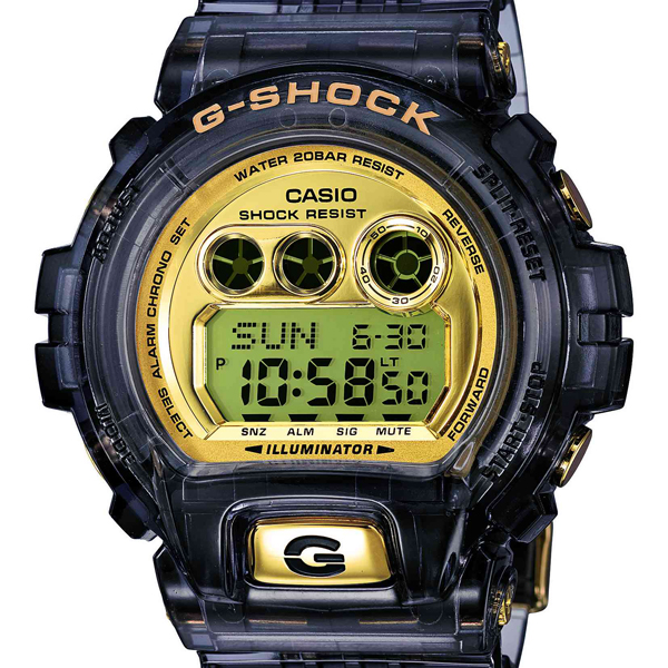 GD-X6900FB-8JF Casio g-shock G shock mens watch 20 atmospheric pressure waterproof High Brightness LED domestic genuine watch WATCH manufacturers warranty sales type Christmas gifts