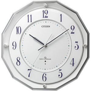 【エントリーでポイント5倍】4MY835-003/CITIZEN シチズン スリーウェイブM835 掛け時計 腕時計 ウォッチ WATCH 送料無料 プレゼント フォーマル