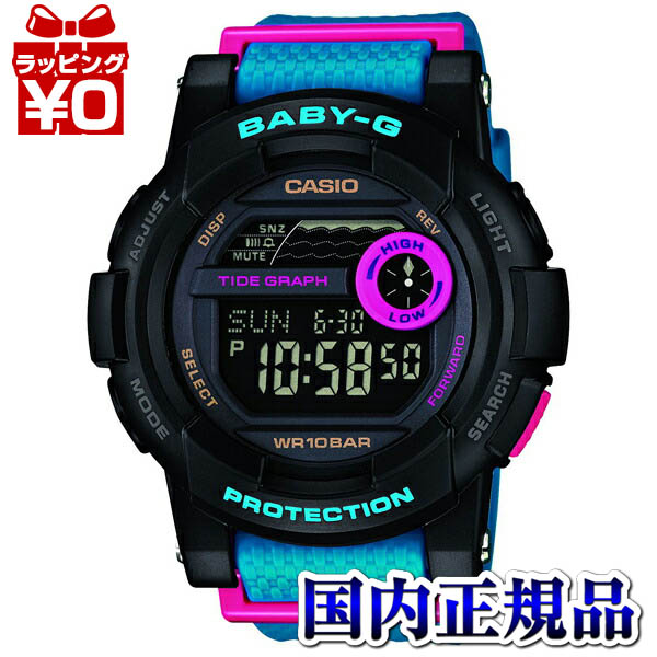BGD-180-2JF Casio /Baby-G/ baby G thermometer function Lady's watch