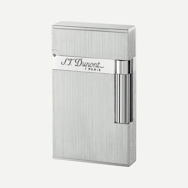 デュポン ライター ライン 2 刷毛目仕上げ パラディウム/16404 S.T.Dupont エス・テー・デュポン ライター 送料無料 プレゼント ブランド