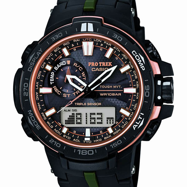 Net de udetokei wasshoimura prw s6000y 1jf casio protrek proto lec direction temperature for Protos watches