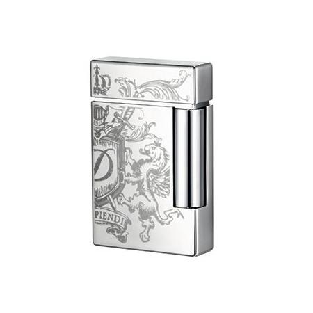 LINE 8/20115 S.T.Dupont エス・テー・デュポン ブラゾン クロム ライター 喫煙具 送料無料 プレゼント