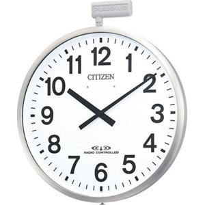 【エントリーでポイント5倍】4MY611-B19 リズム CITIZEN シチズン 掛時計 送料無料 プレゼント フォーマル