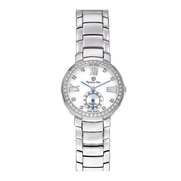 【クーポン利用で2000円OFF】OP-28012DLS-3 OLYMPIA STAR オリンピアスター レディース 腕時計 送料無料 おしゃれ かわいい ブランド