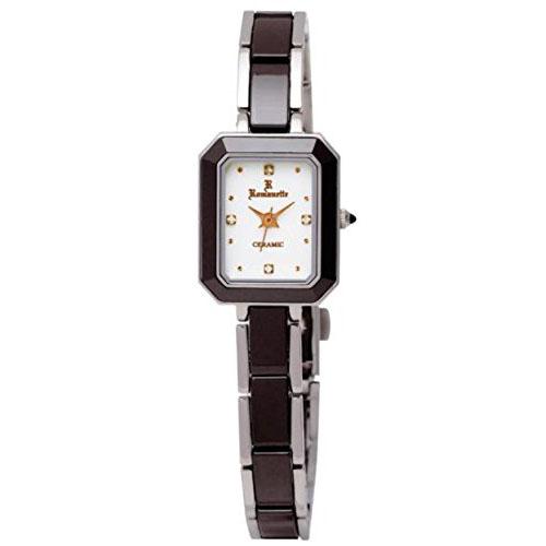 【クーポン利用で1200円OFF】RE-3527L-3 ROMANETTE ロマネッティ レディース 腕時計 送料無料 おしゃれ かわいい