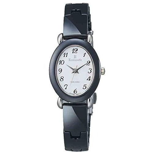 【クーポン利用で400円OFF】RE-3512L-3 ROMANETTE ロマネッティ レディース 腕時計 送料無料 おしゃれ かわいい