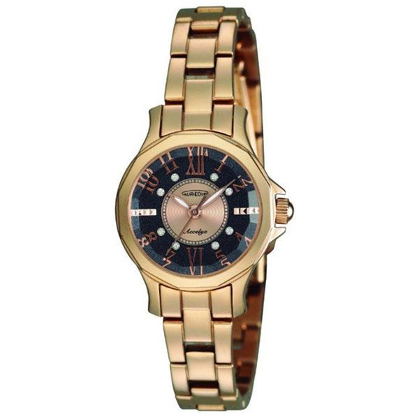 【クーポン利用で1000円OFF】SW-574L-1 AUREOLE オレオール  レディース 腕時計 おしゃれ かわいい