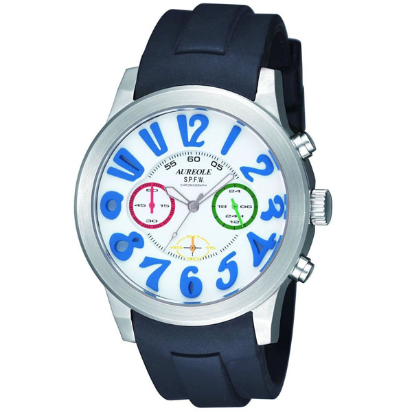 SW-577M-3 AUREOLE オレオール メンズ 腕時計 プレゼント