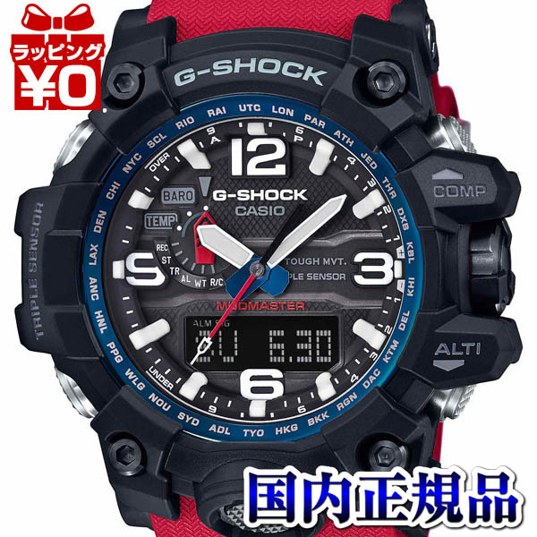 A maker  CASIO Casio G-SHOCK G-Shock A product name  GWG-1000RD-4AJF JAN  cord  4549526114939. Body size (height X width X depth)  59.5 56.1 18..0 f1730aa96