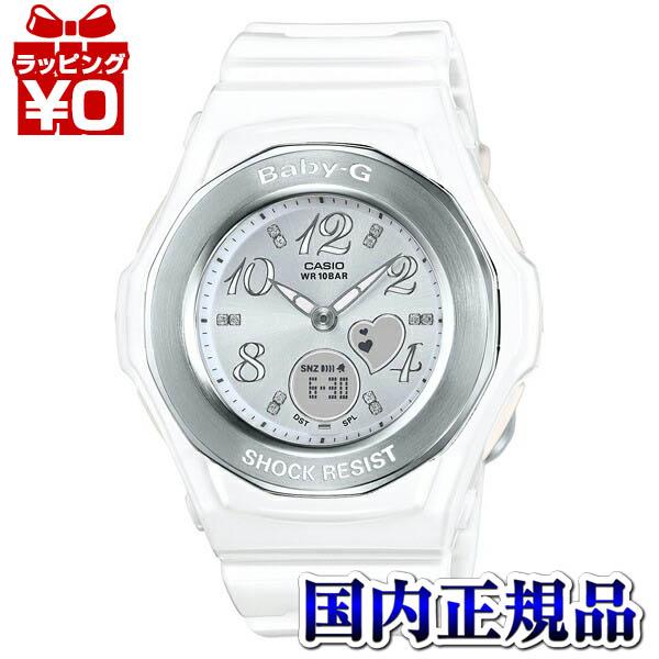 アスレジャー レディース LEDライト ベビーG BABY-G CASIO 【クーポン利用で10%OFF】BGA-100-7B3JF おしゃれ かわいい 腕時計 BGA-100シリーズ ブランド カシオ