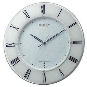 4MY847SR04 CITIZEN CLOCK RHYYHM シチズンクロック リズム スリーウェイブM847 掛時計国内正規品 プレゼント フォーマル