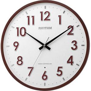 8MYA33SR06 CITIZEN CLOCK RHYYHM シチズンクロック リズム フィットウェーブパンセ 掛時計国内正規品 プレゼント フォーマル