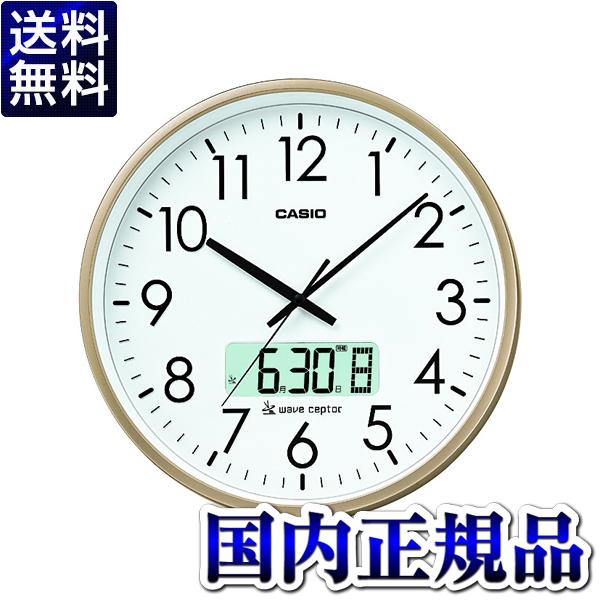 【クーポン利用で1000円OFF】IC-2100J-9JF CLOCK クロック CASIO カシオ 掛け時計 時計 国内正規品 プレゼント