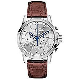 Y08005G1 GC ジーシー ゲスコレクション Esqire 革バンド アナログ クロノグラフ カレンダー メンズ 腕時計 国内正規品 送料無料 プレゼント ブランド 販促品 返品保証 お年始 限定アイテム