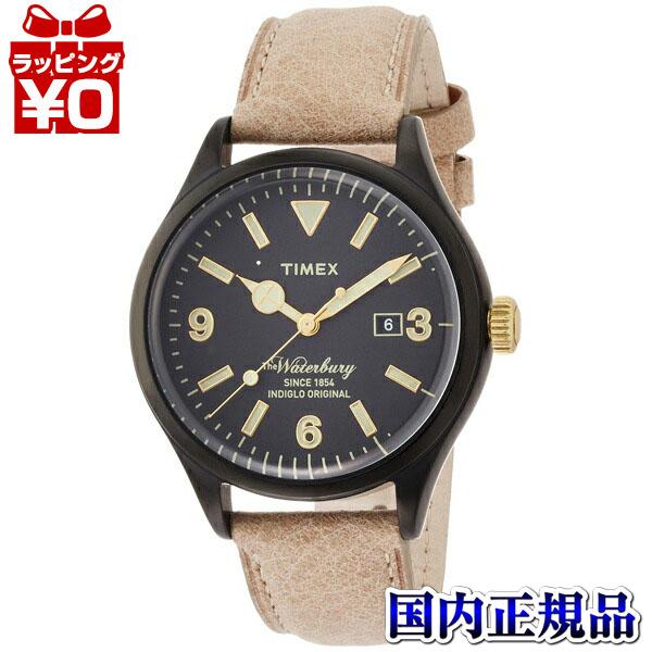 【クーポン利用で400円OFF】TW2P74900 TIMEX タイメックス 国内正規品 ウォータベリー 3H BLKケース メンズ腕時計 送料無料 送料込 プレゼント