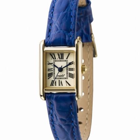 【クーポン利用で1000円OFF】J83914LE-NV VIDA+ ヴィーダプラス Mini Rectangular ミニレクタンギュラー レディース 腕時計 ポイント10倍 送料無料 おしゃれ かわいい