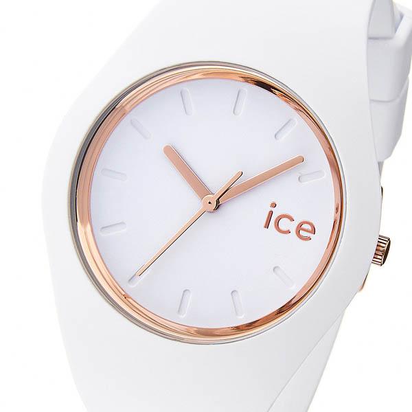 アイスウォッチ 海外モデル アイスグラム ICE GLAM ICE.GL.BRG.S.S.14 レディース かわいい 腕時計 黒 ローズゴールド アナログ おしゃれ 送料無料 ブラック ICE WATCH 000979