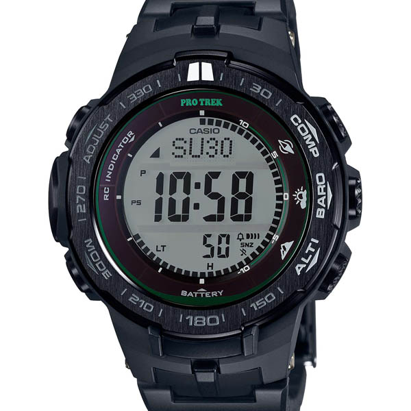 Net de udetokei wasshoimura prw 3100fc 1jf casio casio protrek proto lec prw 3100 series men for Protos watches
