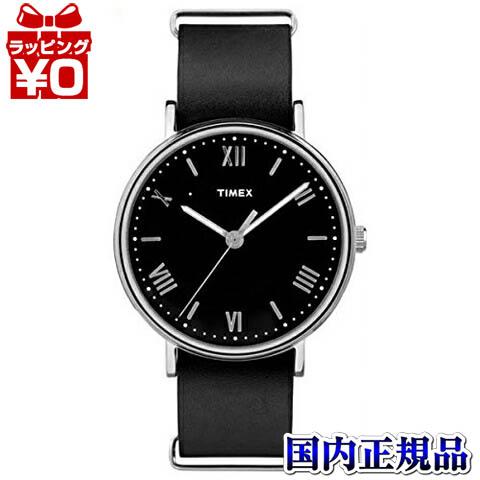 【クーポン利用で1000円OFF】TW2R28600 TIMEX タイメックス サウスビューブラック メンズ 腕時計 国内正規品 送料無料