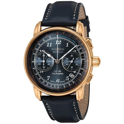 【クーポン利用で1000円OFF】76163 ZEPPELIN ツェッペリン LZ126 Los Angeles メンズ 腕時計 国内正規品 送料無料
