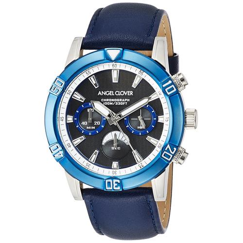 【クーポン利用で1000円OFF】BR43BUBK-NV Angel Clover エンジェルクローバー Brio メンズ 腕時計 国内正規品 送料無料