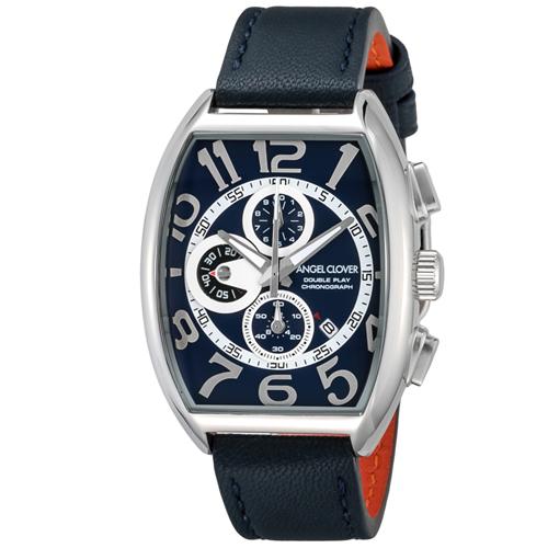 【クーポン利用で800円OFF】DP38SNV-NVN Angel Clover エンジェルクローバー ダブルプレイ メンズ 腕時計 国内正規品 送料無料