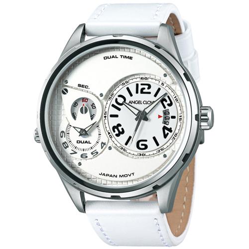 【クーポン利用で1000円OFF】DU47SWH-WH Angel Clover エンジェルクローバー デュエル メンズ 腕時計 国内正規品 送料無料
