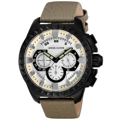 【クーポン利用で800円OFF】RG46BSV-BE Angel Clover エンジェルクローバー ラギッド メンズ 腕時計 国内正規品 送料無料