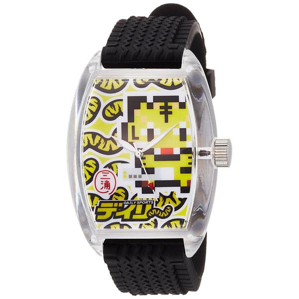 FM04DL-8BYE フランク三浦 ミウラ MIURA 三浦一族 四号機(改) ユニセックス 男女兼用 腕時計