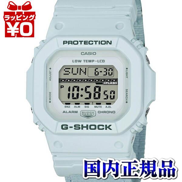 【クーポン利用で400円OFF】GLS-5600CL-7JF G-SHOCK Gショック ジーショック ジーショック CASIO カシオ G-LIDE Gライド メンズ 腕時計 国内正規品 送料無料 ナイロンバンド クロスバンド