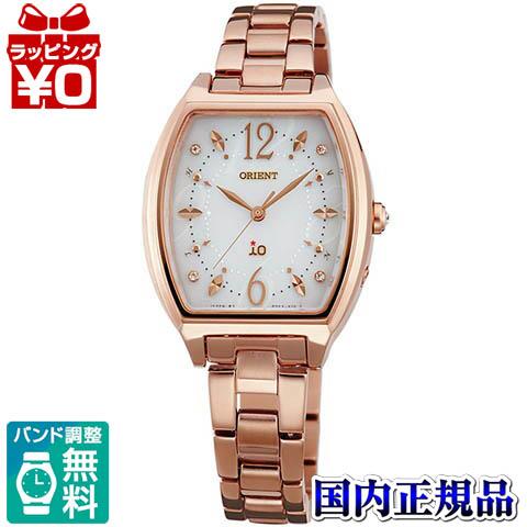 【クーポン利用で2400円OFF】WI0151SD EPSON ORIENT エプソン販売 オリエント時計 イオ io レディース 腕時計 国内正規品 送料無料