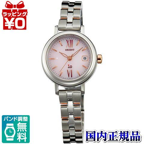 【クーポン利用で400円OFF】WI0061WG EPSON ORIENT エプソン販売 オリエント時計 イオ io レディース 腕時計 国内正規品 送料無料