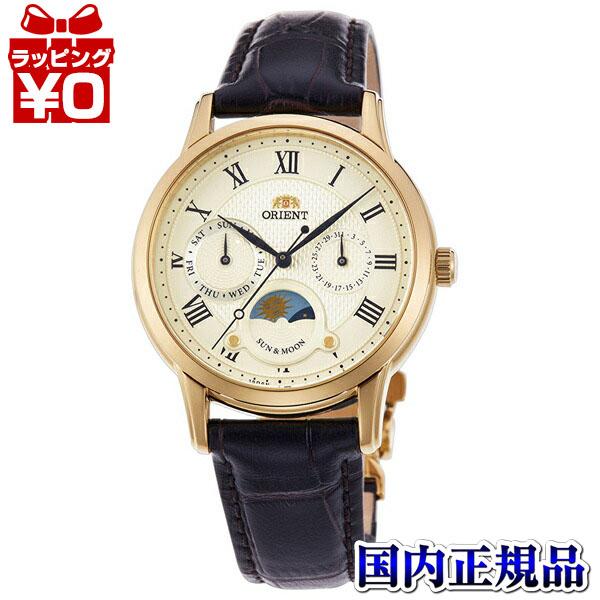 【クーポン利用で1000円OFF】RN-KA0002S ORIENT オリエント エプソン EPSON クラシック CLASSIC レディース 腕時計 国内正規品 送料無料