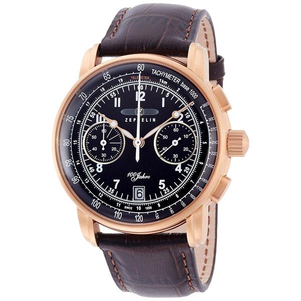 【クーポン利用で200円OFF】76762 ZEPPELIN ツェッペリン 100周年記念モデル メンズ 腕時計 国内正規品