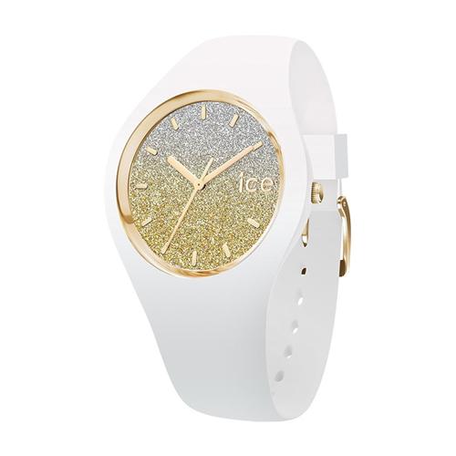 013428 ICE WATCH アイスウォッチ 並行輸入 ICE lo ホワイトゴールド・スモール レディース 腕時計 送料無料