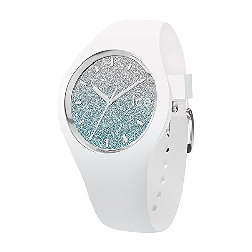 【クーポン利用で2000円OFF】013429 ICE WATCH アイスウォッチ 並行輸入 ICE lo ホワイトブルー・ミディアム ユニセックス 男女兼用 腕時計 送料無料 ブランド