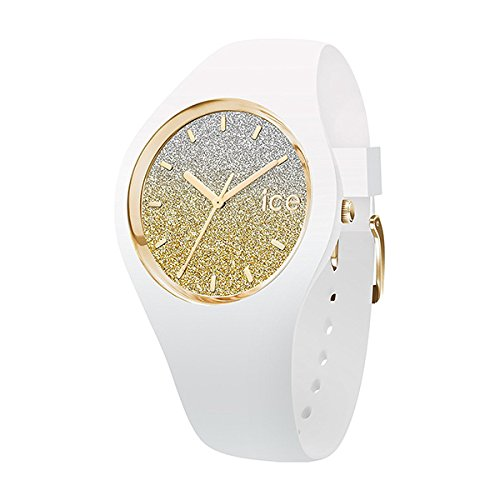 大決算セール 013432 ICE WATCH 高い素材 アイスウォッチ 並行輸入 lo ホワイトゴールド ユニセックス 腕時計 送料無料 ブランド ミディアム 男女兼用