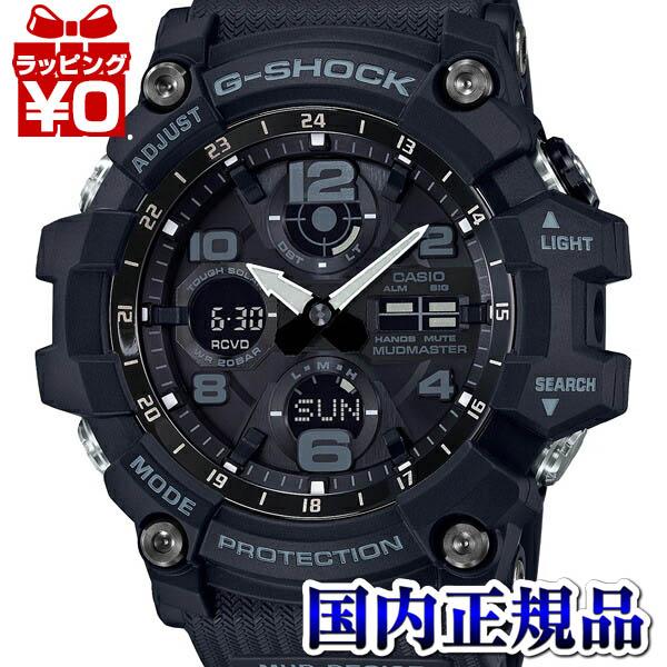 GWG-100-1AJF G-SHOCK Gショック ジーショック カシオ CASIO 電波ソーラー 小ぶり マッドマスター MUDMASTER ENTRY MODEL メンズ 腕時計 国内正規品 送料無料