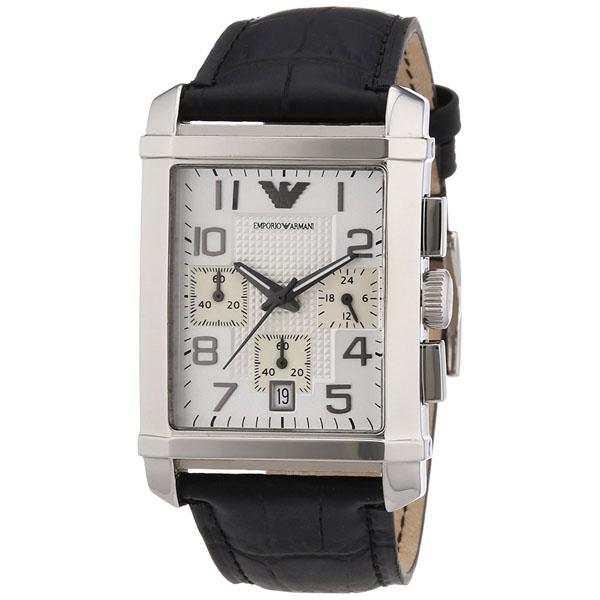 AR0333 EMPORIO ARMANI エンポリオアルマーニ EA 並行輸入品 クラシック クロノグラフ  メンズ 腕時計