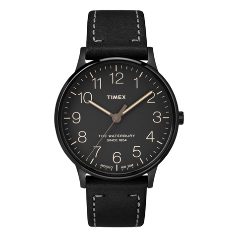 TW2P95900 TIMEX タイメックス ウォ−ターベリークラシック ブラック ユニセックス 男女兼用 腕時計 国内正規品