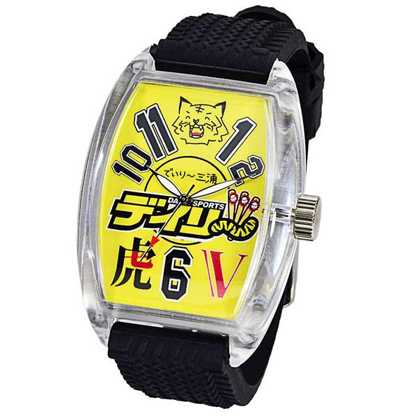 FM04DL-TGKYE フランク三浦 ミウラ MIURA 三浦一族 四号機(改) ユニセックス 男女兼用 腕時計