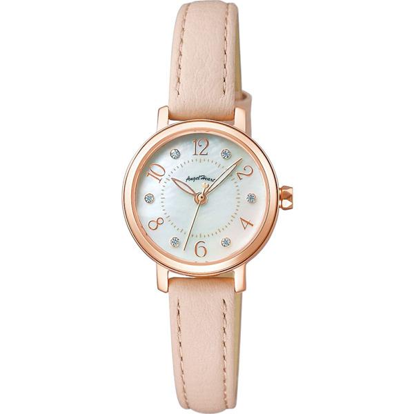 【クーポン利用で2000円OFF】THN24P-PK Angel Heart エンジェルハート トゥインクルハート レディース 腕時計 国内正規品 送料無料 ブランド