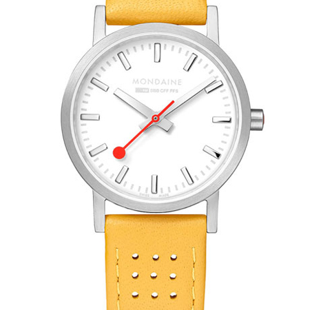 【クーポン利用で1000円OFF】A658.30323.16SBE MONDAINE モンディーン CLASSIC レディース 腕時計 国内正規品 送料無料